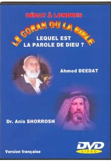 Le Coran ou la Bible (Double DVD) - Ahmed DEEDAT, Dr. Anis SHORROSH